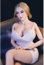 Real sexy doll en TPE - 163cm - Daphnée