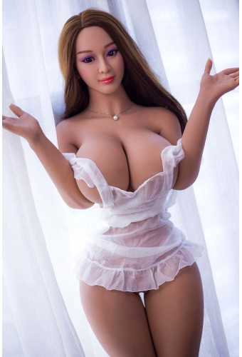 Playmate Love doll en TPE - 153cm - Sandy