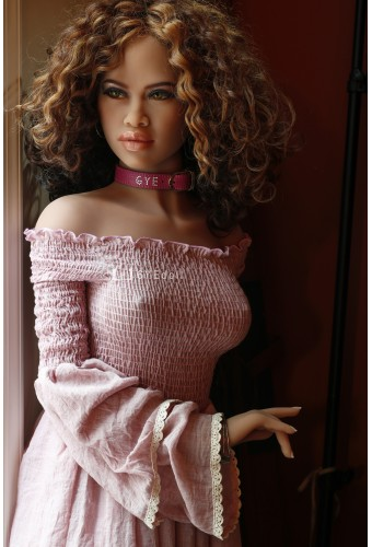 Love doll métisse en TPE - 150cm - Yeleen