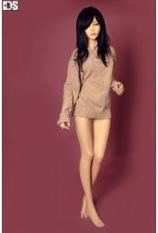 La femme somnambule - DS DOLL en silicone Platine - 163cm - Kayla