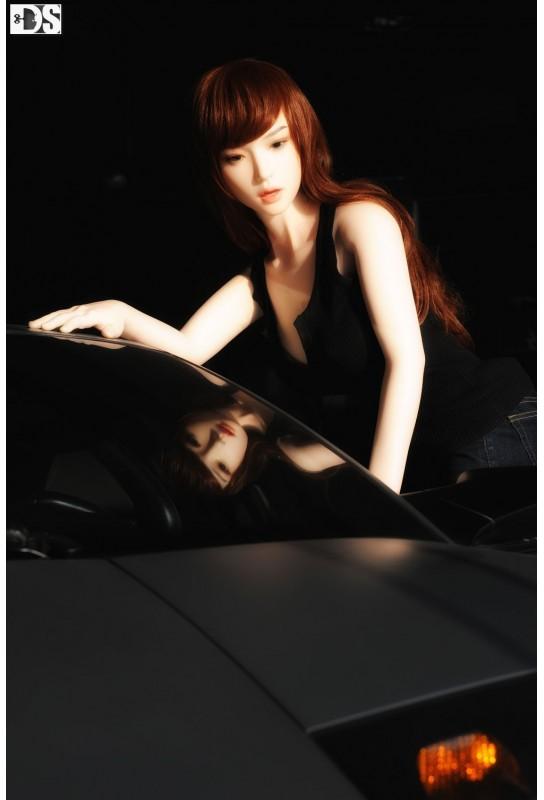 Fantasme d'Asie - Poupée DS DOLL en silicone - 160cm Plus - Kayla