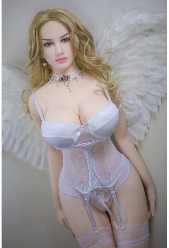 La charismatique - Love doll de compagnie en TPE - 163cm - Natacha