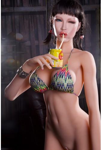 Modèle de charme - Love doll TPE en165cm - Coco