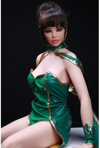 Grande et distinguée - Victoria sex doll 158cm - Crystal