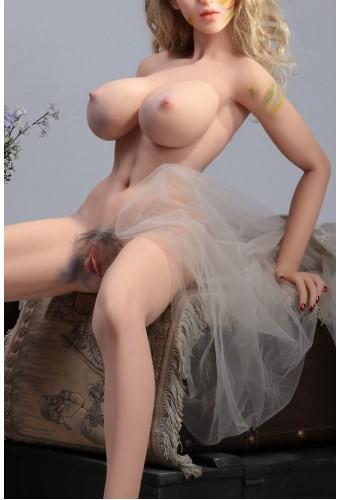 L'amazone - Poupée réaliste Victoria sex doll 150cm - Catherine