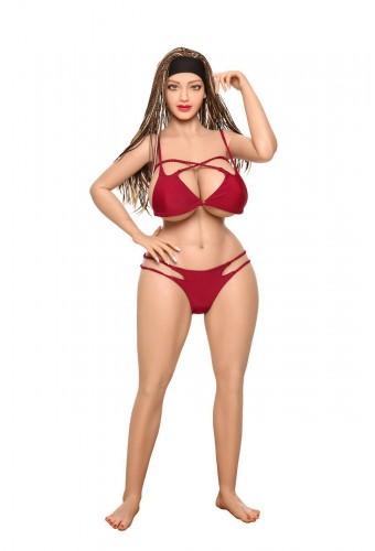 Modèle aux grosses fesses Climax doll - 155cm - Josie