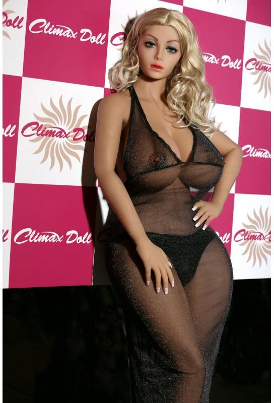 Mannequin réaliste aux grosses fesses - 155cm - Amanda