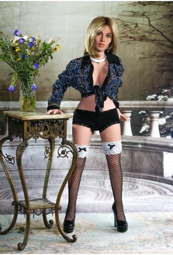 Real Doll en TPE 135cm - Vivi