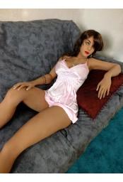 La poupée affectueuse de chez Yourdoll - 165cm - Leslie