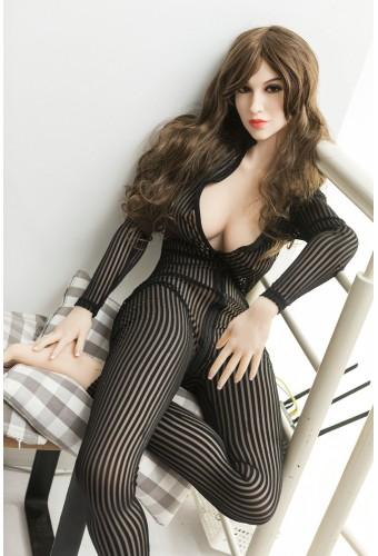 Magnifique poupée taille réelle en TPE - 170cm - Elsa