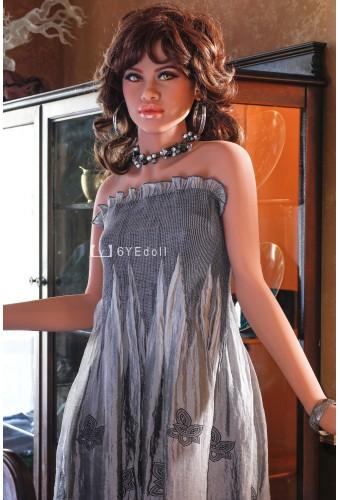Grande poupée réaliste Bonnet A - 166cm - Amande
