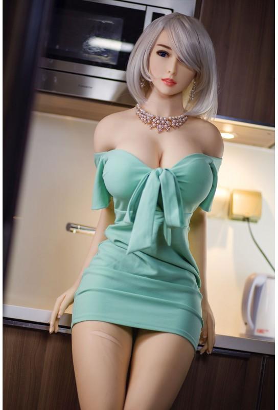Doll séduisante à la poitine opulente - 170cm - Elle