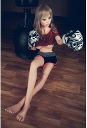 Real Doll en full silicone - 150cm - Mona
