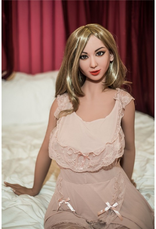 Poupée sexuelle de luxe en TPE - 170cm - Bella