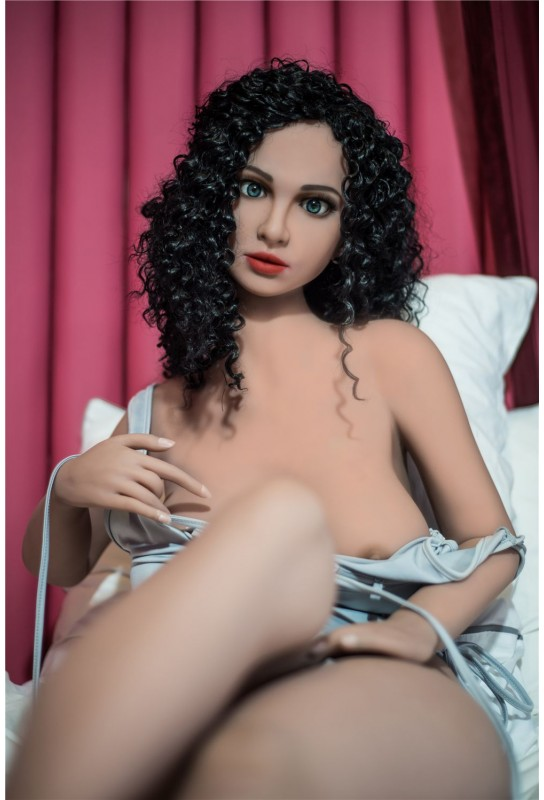 Poupée sexuelle de réconfort en TPE - 160cm - Lora