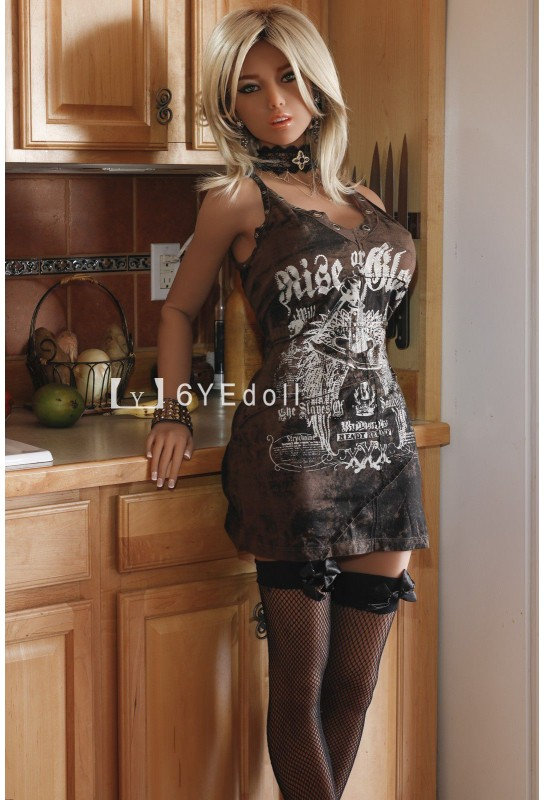 Mannequin ultra réel 6YE Doll Premium - 165cm - Antonia