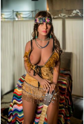 YL Doll en TPE Hippie - 165cm - Laetitia