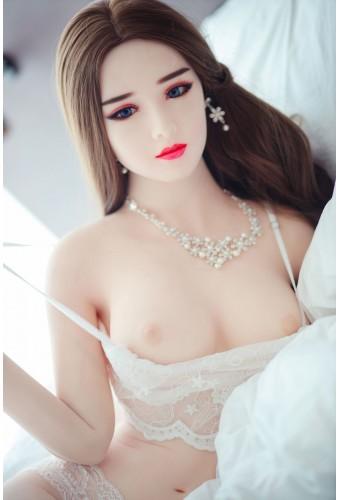 Poupée Caucasinne JY Doll en TPE - 170cm - Miki