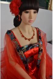 Love doll japonaise en TPE -158cm - Kimi