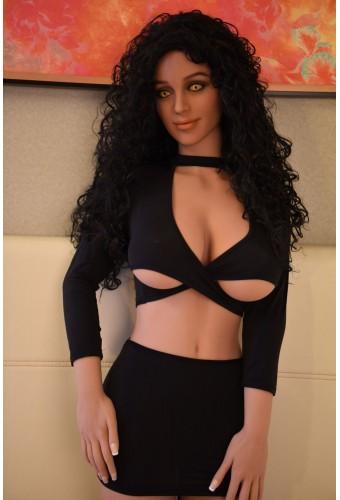Mannequin sexuel Wm doll en TPE - 161cm - Bianca