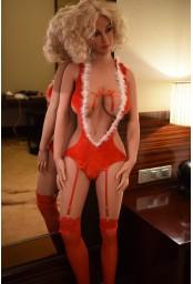 Sex doll Wmdolls en TPE - 161cm - Macarena