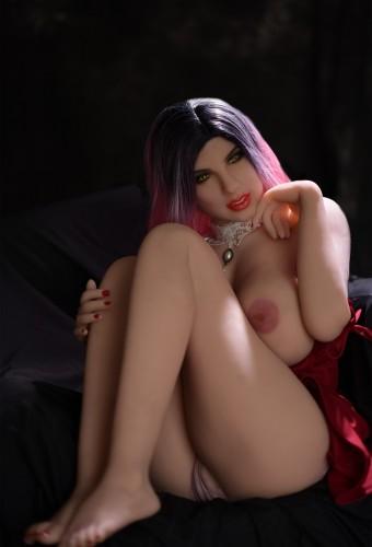 Doll 6YEPremium pulpeuse en TPE Premium - 163cm - Nalaé