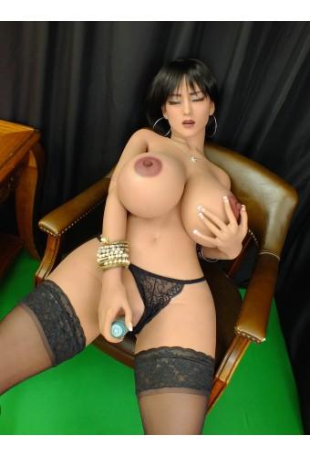 Partenaire sexuelle - Love doll TPE YL DOLL 160cm - Viola