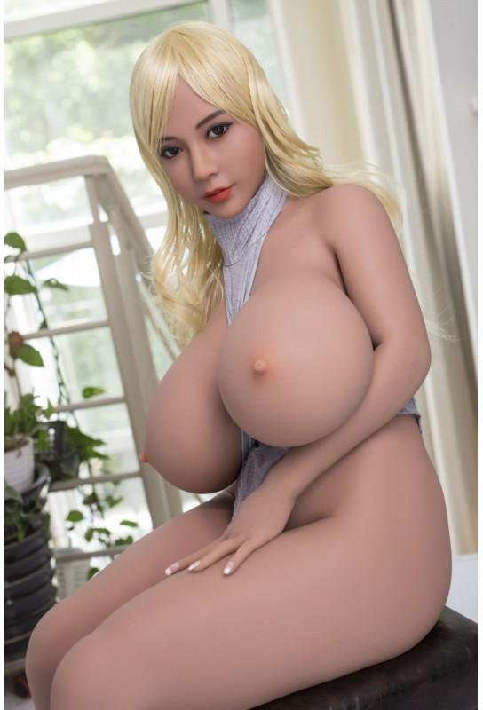 Femme moulée aux gros seins WMdoll 158cm L-CUP - Valerie