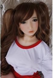 Petite love doll en silicone - 120cm - Ninon