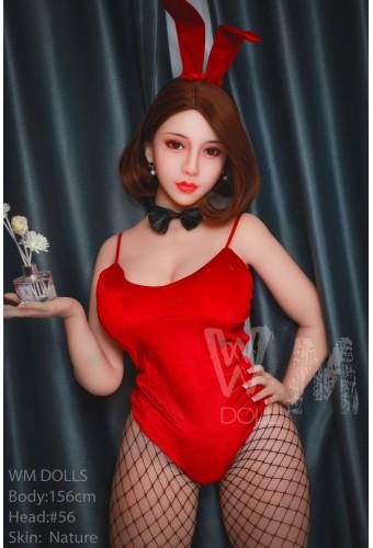 Doll japonaise moulée en TPE - Simona - WMDoll 156cm H-CUP