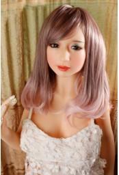 Mini real doll en silicone - 120cm - Bathilde