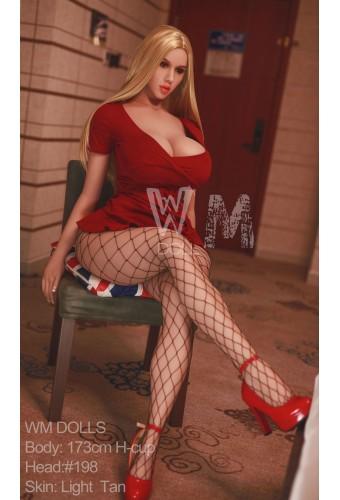 Poupée sexuelle réaliste WMDoll - 173cm H-CUP - Prisca