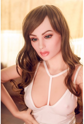 Real doll en full silicone - 145cm - Oana