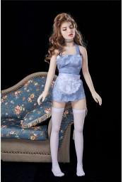Poupée IronTech Doll en TPE - 145cm - Aurora