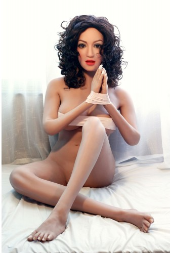 Poupée sexuelle en silicone - 160cm - Jaana