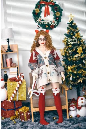 Doll moulée grandeur nature IronTechDoll - 150cm - Camille