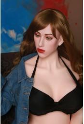 Poupée sensuelle en silicone - 170cm - Edwige