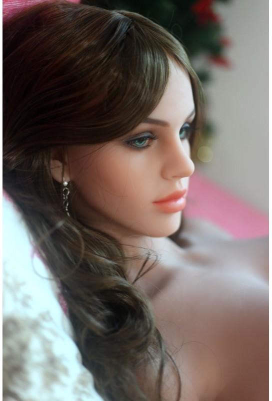 Sex Doll en silicone/TPE - 161cm - Anna