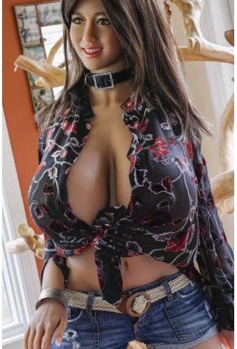 Doll humanoïde ASDoll aux gros seins - 169cm - Rose