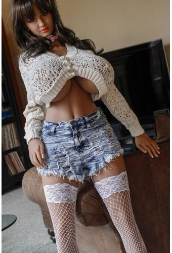Doll humanoïde ASDoll aux gros seins - 169cm - Audrey
