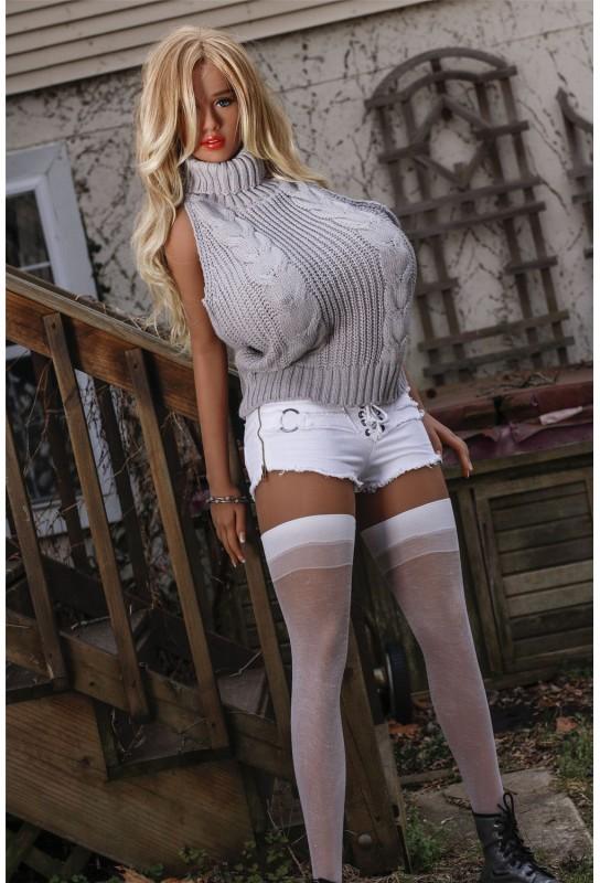 Doll humanoïde ASDoll aux gros seins - 169cm - Lawrence