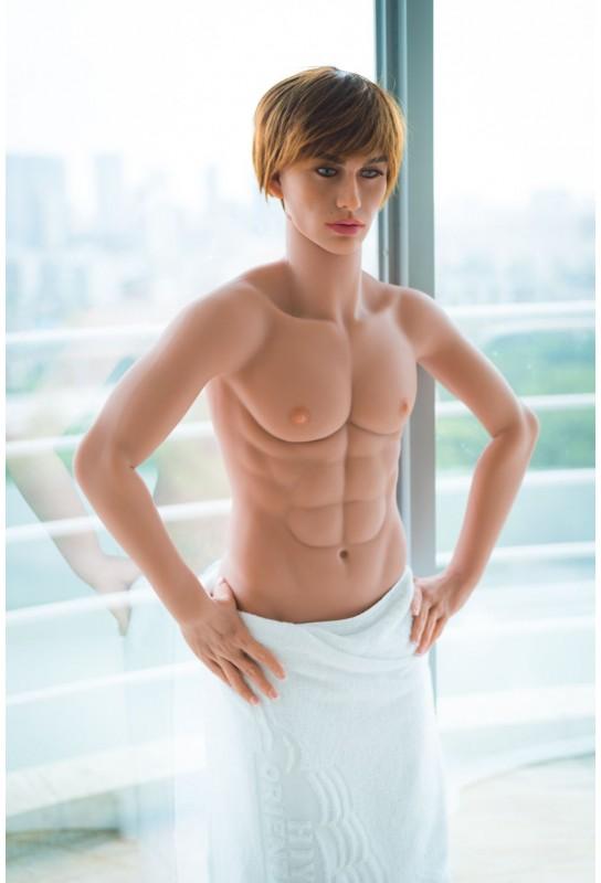 Male doll en TPE - 160cm - Adrien
