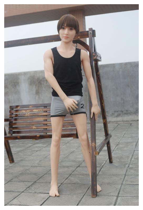 Poupée sexuelle Homme en TPE - 160cm - Pierre