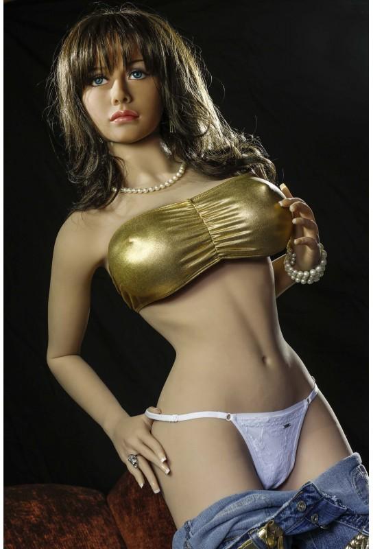 Love doll réelle en TPE - 158cm - Kalista