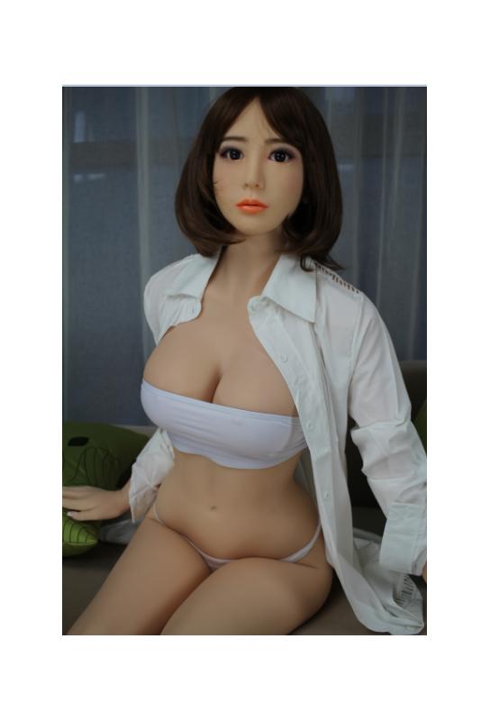 Love Doll érotique - 158cm - Sebina