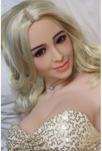 Love Doll souriante en TPE - 165cm - Chanel
