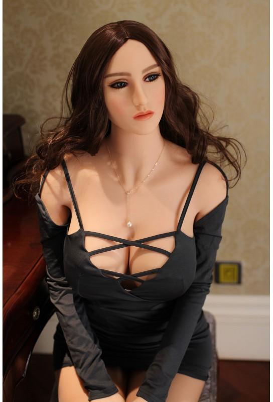 Real Doll adulte en TPE - 165cm - Babsie
