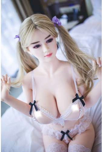 Real sex doll 140cm en TPE - Anne