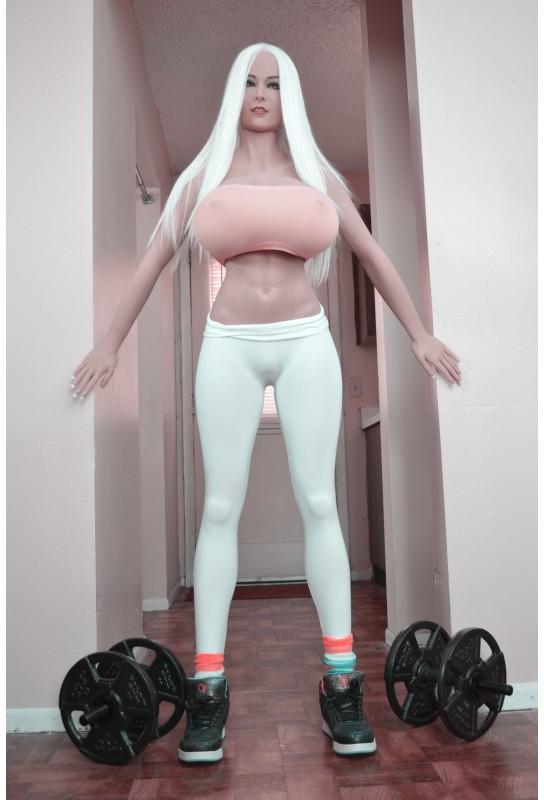 Femme Love doll en TPE - 170cm - Cassie