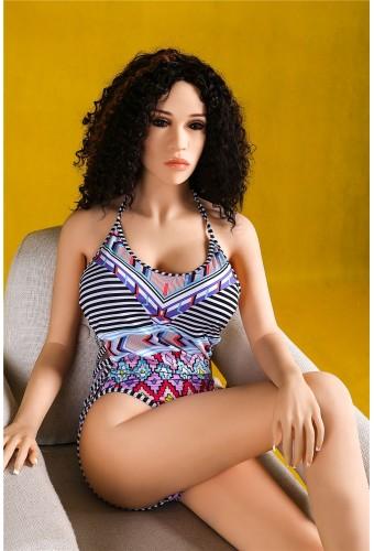 Love doll sextoy de luxe en TPE - 165cm - Ivanka
